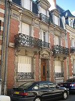 Villa Hubert - Виши (Vichy) - достопримечательности, описание, путеводитель