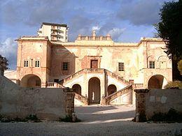 Palermo Villa Di Napoli Abbandonata