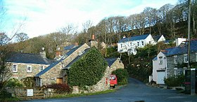 Village Centre, Middle Mill, Pembrokeshire - geograph.org.uk - 81153.jpg