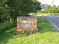 Village sign, Wilstead, Beds - geograph.org.uk - 190881.jpg