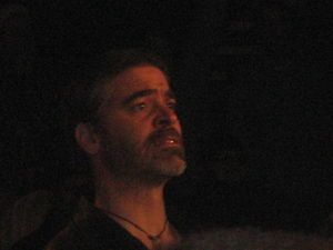 Vince Russo - Russo at a TNA event