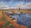 Vincent van Gogh - The Gleize Bridge over the Vigueirat Canal.jpg