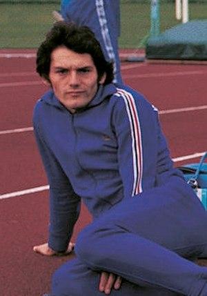 Vincenzo Guerini (athlete) - Vincenzo Guerini at the 1972 Olympics