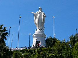 Sanctuary on San Cristóbal Hill