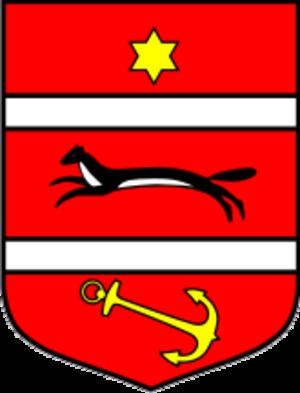 Virovitica-Podravina County - Image: Virovitica Podravina County coat of arms