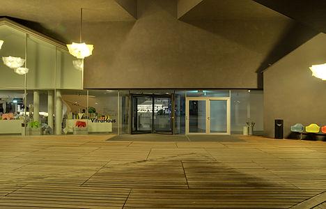 Weil am Rhein: Vitra House, entrance area