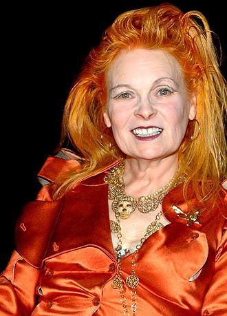 Vivienne Westwood - Westwood in 2008
