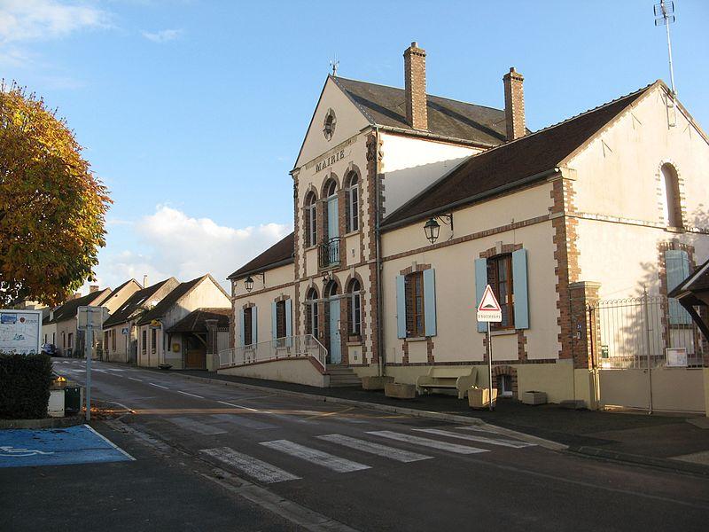 Voisines: mairie