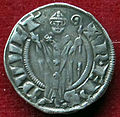 Volterra, grosso agontano da 20 denari, 1291-1301, argento.JPG