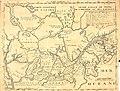 Voyages du baron de Lahontan dans l'Amérique Septentrionale, qui contiennent une rélation des différens peuples qui y habitent l'avantage que l'Angleterre peut retirer de ce païs, étant en guerre avec (14773474731).jpg