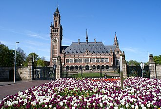 Peace Palace - The Peace Palace, The Hague