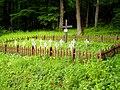 Vyšný Hrušov - Vojenský cintorín v blízkosti obce.jpg
