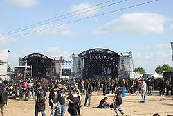 Image illustrative de l'article Liste des programmations du Hellfest