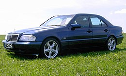 Mercedes-Benz W202 - Wikipedia