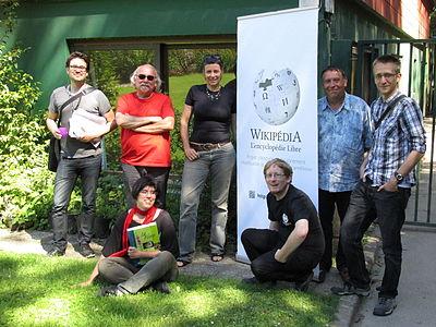 Groupe des wikipédiens