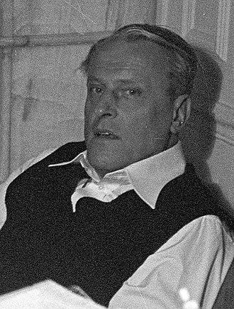 Willem Frederik Hermans - W. F. Hermans in 1977