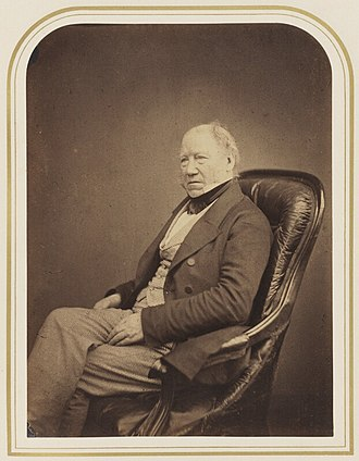 William Henry Smyth - William Henry Smyth in 1855