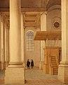 WLANL - karinvogt - Pieter Saenredam, Interieur van de Nieuwe Kerk te Haarlem.jpg