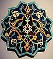 WLA lacma Iranic Tile 15th century.jpg