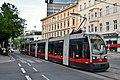 WL 772, Johann-Strauß-Gasse tram stop, Vienna, 2019 (01).jpg