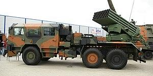 WR-40 Langusta - WR-40 prototype