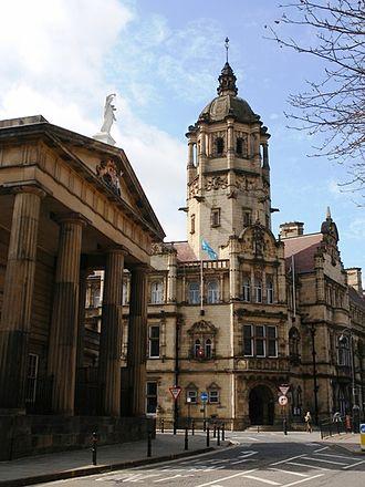 Wakefield - Wakefield County Hall