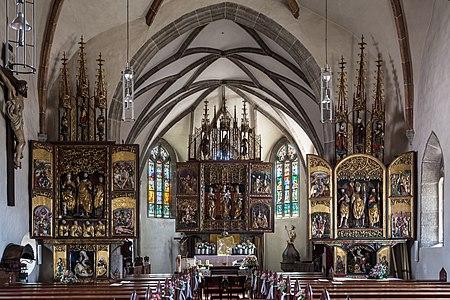 Waldburg parish church
