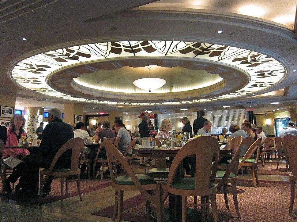 Waldorf Astoria buffet