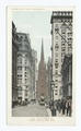 Wall Street and Trinity Church, New York, N. Y (NYPL b12647398-66418).tiff