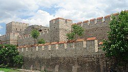 250px Walls of Constantinople