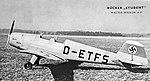 Walter Mikron II a Bücker Bü 180 Student (1937).jpg