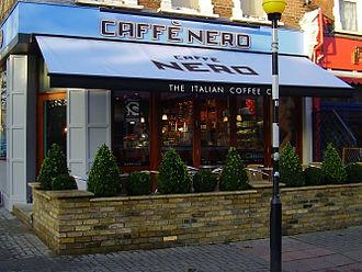 Caffè Nero - Wandsworth Bridge Road Caffè Nero