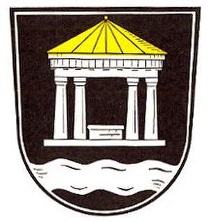 Bad Alexandersbad - Image: Wappen Bad Alexandersbad
