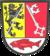 Das Wappen des Landkreises Forchheim