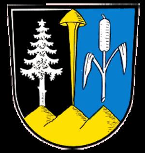 Nagel (Fichtelgebirge) - Image: Wappen Nagel