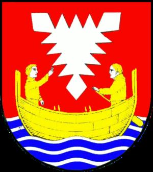 Neustadt in Holstein - Image: Wappen Neustadt in Holstein