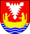 Coat of arms of Neustadt (Østholsten)