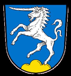 Röslau - Image: Wappen Röslau