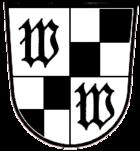 Das Wappen von Wunsiedel