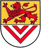 Das Wappen von Bad Bergzabern