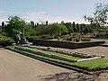 War memorial and children's mass grave, Hither Green Cemetery, S.E. London - geograph.org.uk - 44539.jpg