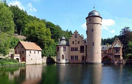 Wasserschloss Mespelbrunn, 6