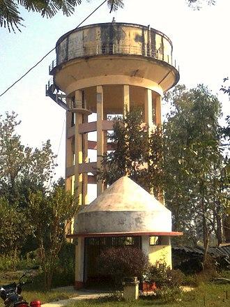 Malangawa - Water Supply in Malangwa