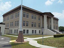 Hardee Countys domstolhus i Wauchula.