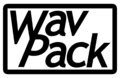 WavPack monochrome logo.png