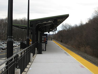 How to get to Wayne Route 23 Transit Center in Wayne, Nj by