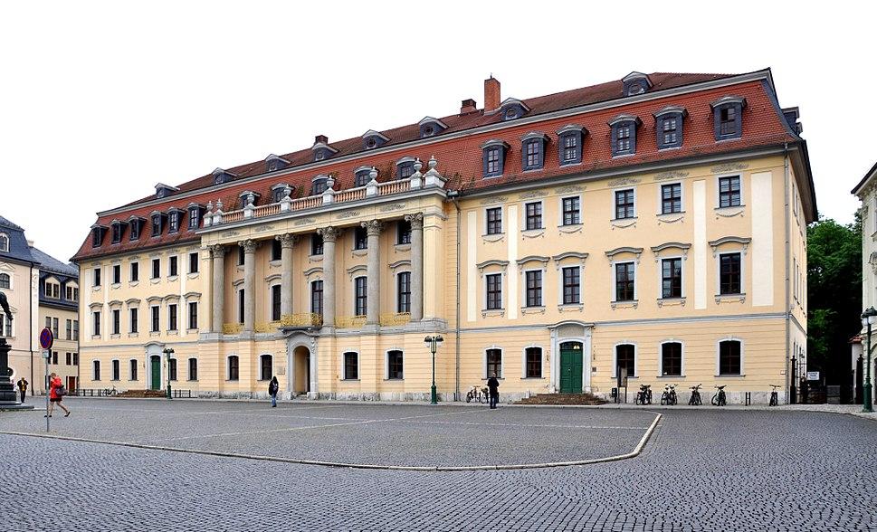 Weimar F%C3%BCrstenhaus 2012