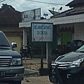 Welcome gate to Pangurabaan, Sipirok, Tapanuli Selatan.jpg
