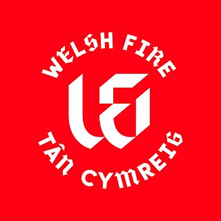 Welsh Fire English and Welsh limited overs cricket team based in Cardiff, Wales, United Kingdom