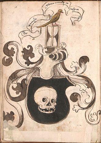 Wernigerode Armorial - Image: Wernigeroder Wappenbuch 014